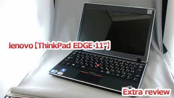"""ThinkPad EDGE 11"""""""